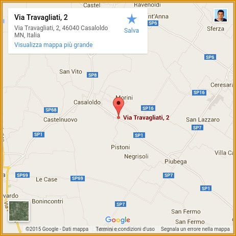 https://www.google.com/maps/place/Via+Travagliati,+2,+46040+Casaloldo+MN,+Italia/@45.246902,10.494502,12z/data=!4m2!3m1!1s0x4781b7bf0cf96381:0x50c4dbd548799d73?hl=it-IT